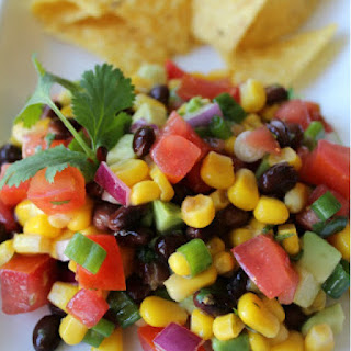 Miss Nancy's Black Bean Corn Salsa