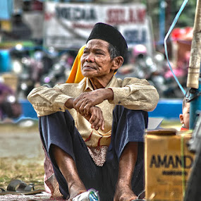 by Farizal Syarifudin - People Portraits of Men