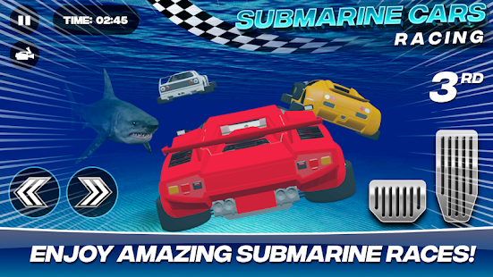 Submarine Cars Racing for pc