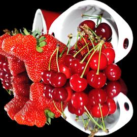 red,red.... by LADOCKi Elvira - Food & Drink Fruits & Vegetables ( fruits )