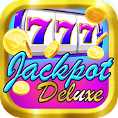 Download Jackpot Spin Hit Deluxe Slots APK to PC