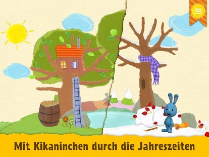 KiKANiNCHEN-App Screenshot