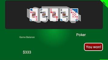 Screenshot of Scratch cards!