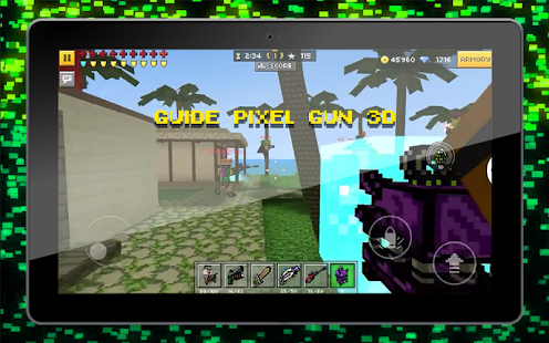 Guide for Pixel Gun 3D- screenshot thumbnail