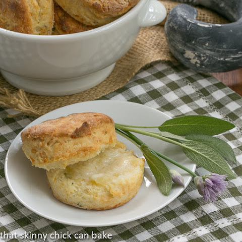 Herbed Buttermilk Biscuits #TwelveLoaves