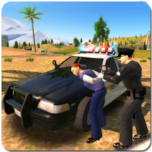 Crime City Police Car Driver Online PC (Windows / MAC)