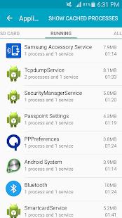 Samsung Accessory Service – Miniaturansicht des Screenshots