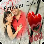 Forever Love Frame Wallpaper Icon