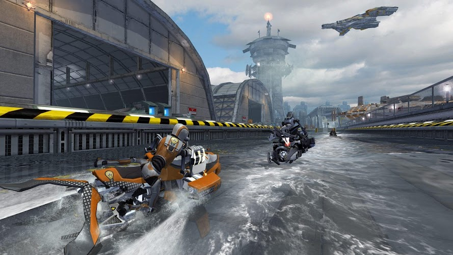 Riptide GP3: Renegade Android App Screenshot
