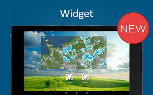 Weather & Radar for Lollipop - Android 5.0