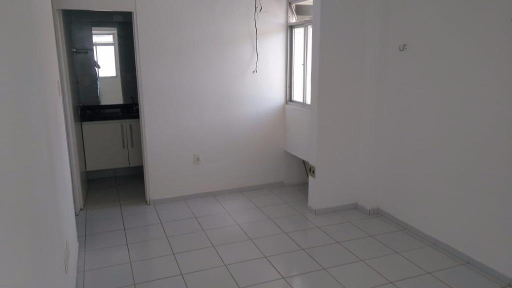 Apartamento com 3 dormitórios para alugar, 131 m² por R$ 1.200/mês - Tambauzinho - João Pessoa/PB