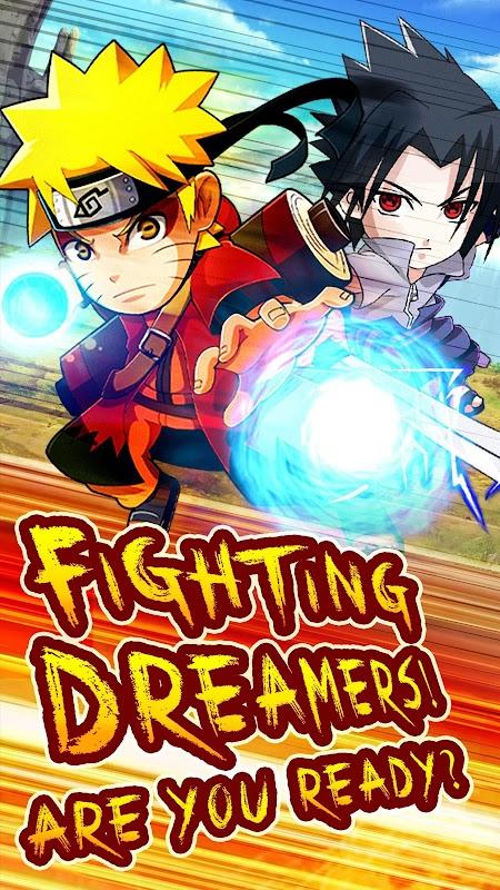 ultimate ninja heroes 3 naruto apk