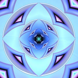 by Cassy 67 - Illustration Abstract & Patterns ( abstract, pattern, abstract art, digital art, circle, fractal, fractals, digital )