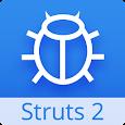 Struts 2 Web Server Scanner