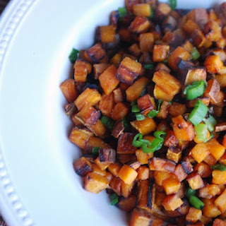 10-Minute Sweet Potato Breakfast Hash