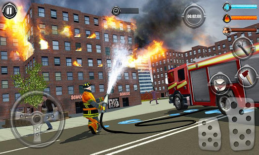 NY City FireFighter 2017 For PC