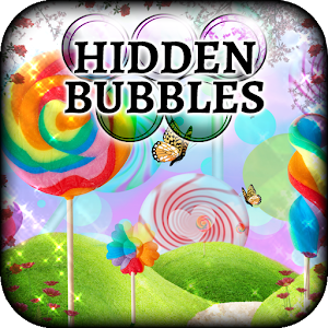 Hidden Bubbles - Candy World