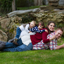 Family Stack by Craig Lybbert - People Family ( sister, dad, family, brother, stack, mom )