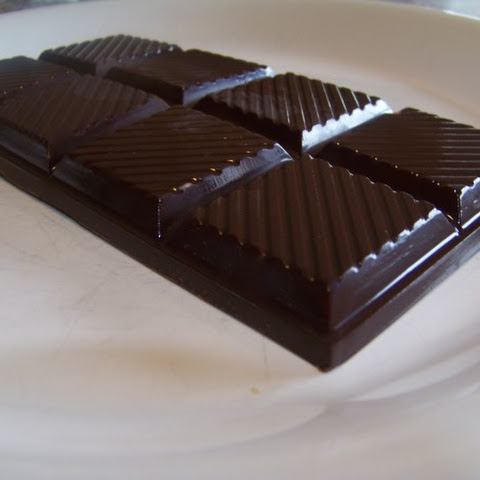 Homemade Low Carb Chocolate Bar
