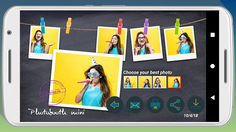 Photobooth mini FULL Screenshot 6