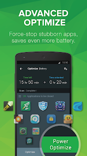 Battery Saver - Power Doctor- screenshot thumbnail