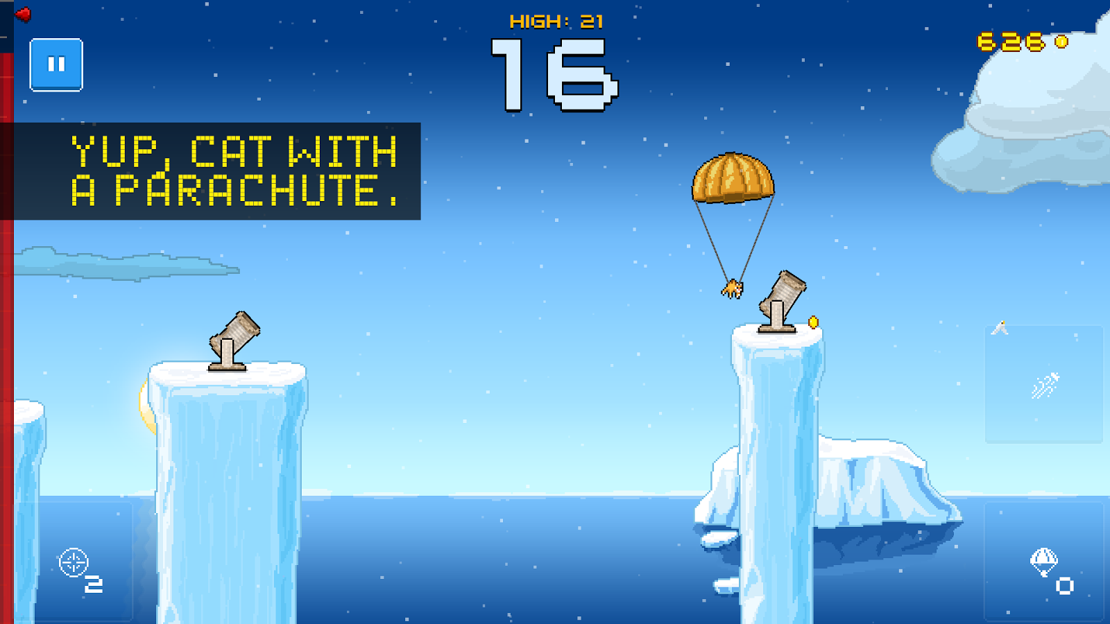 Human Cannonball Screenshot 4