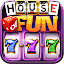 Game House of Fun Slots Casino APK for smart watch