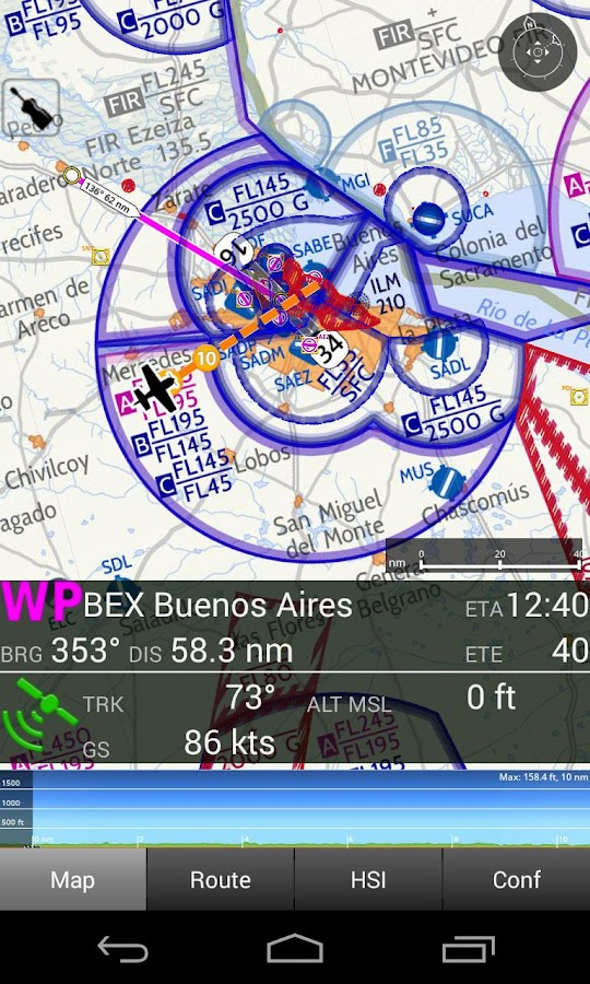 Air Navigation Pro Screenshot 1