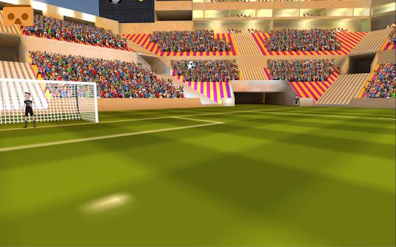 VR Soccer Header for Cardboard apk screenshot