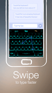 TouchPal Keyboard - Cute Emoji Screenshot
