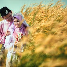 It's About Love by Nuzul Taufiq - Wedding Bride & Groom ( terengganu wedding, kelantan wedding, aku cinta, percaya padaku, wedding, wedding photographer, bride n groom, utara wedding, aku rindu )