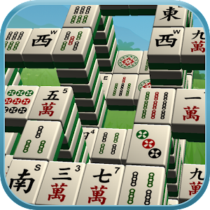 Stack of Mahjong