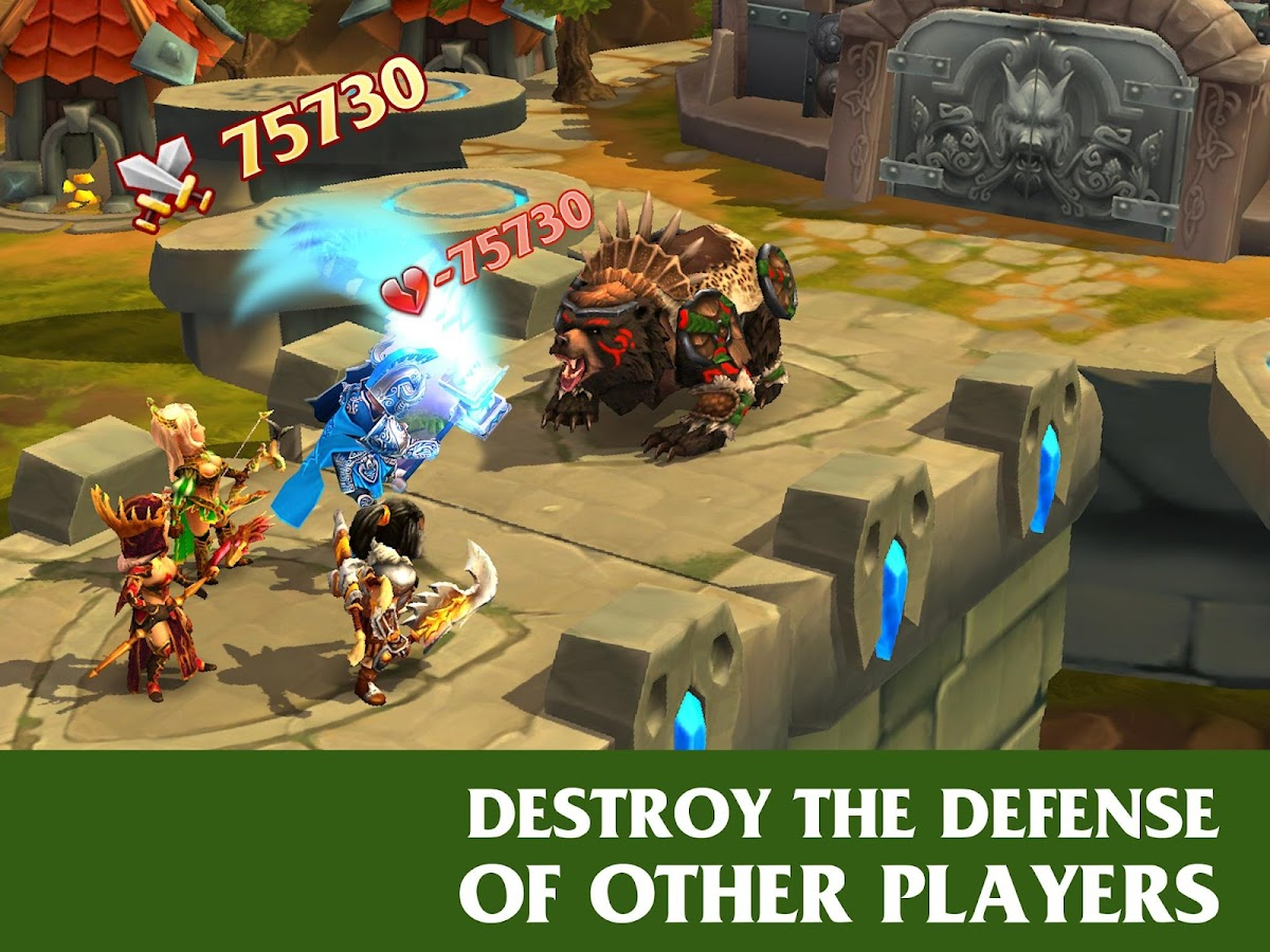 Forge of Glory Screenshot 3