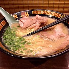 Japanese Ramen by Lope Piamonte Jr - Food & Drink Eating
