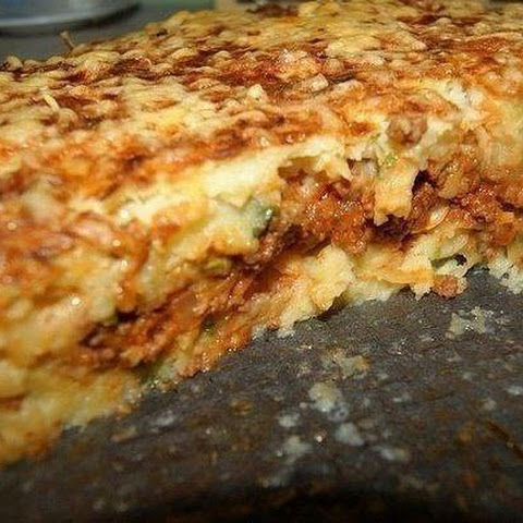 Potato Pie-casserole
