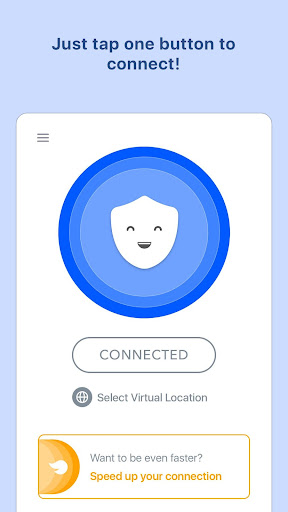 VPN Free - Betternet Hotspot VPN & Private Browser screenshot 1