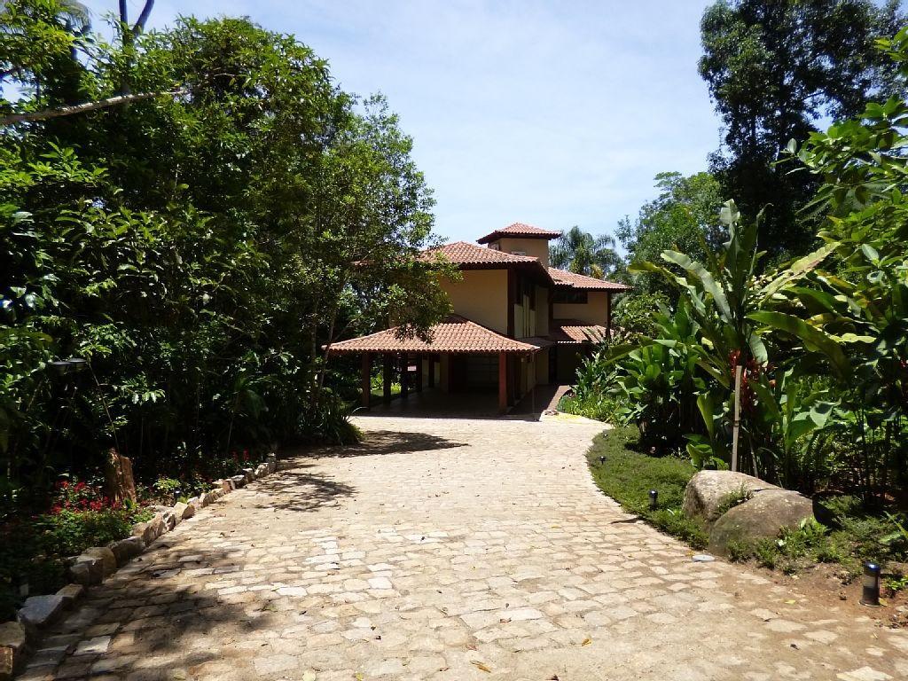 Casa Residencial Alto Padrão Condomínio Fechado para Venda, Domingas Dias, Ubatuba - CA0121.