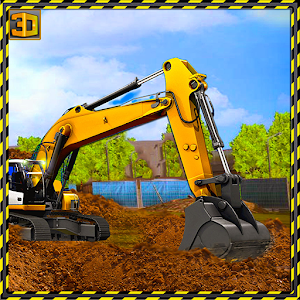 Download Heavy Machinery Excavator: City Builder Simulator! For PC Windows and Mac
