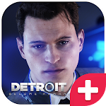 DETROIT BECOME HUMAN Guide Stark Icon