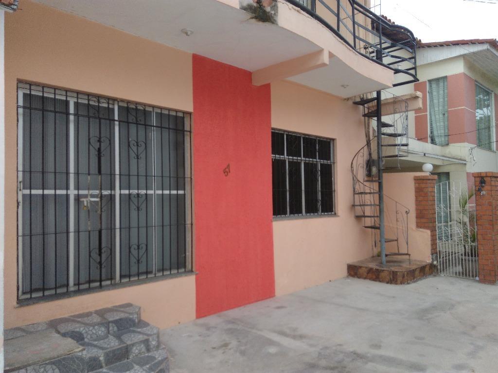 Casa residencial para venda e locação, Guamá, Belém.