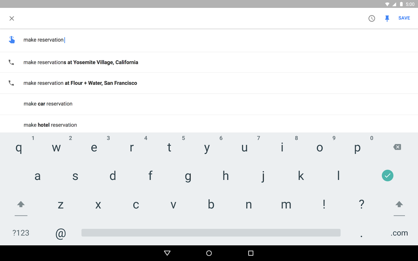 Inbox by Gmail Screenshot 7