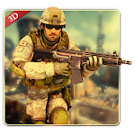 Military Commando Shooter 3D Icon