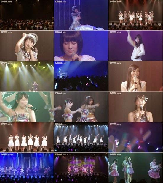 (LIVE)(公演) NMB48 研究生 新公演初日 141024