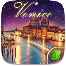 Venice GO Keyboard Theme
