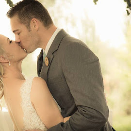 by Yolanda Groenewald - Wedding Bride & Groom