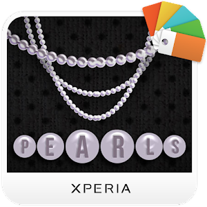Download XPERIA™ Pearls Theme For PC Windows and Mac