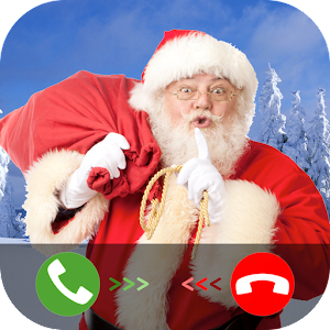 how to call santa claus at the north pole