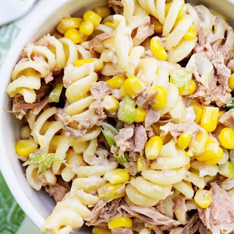 Recipe Yummly: Tuna Salad Sushi Roll