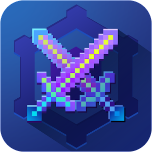 Minecraft PE Multiplayer. Create & Join Server, Red vs. Blue, Battle. APK Icon