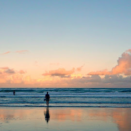 Surfers Paradise, QLD by Sam Medzic - Novices Only Landscapes